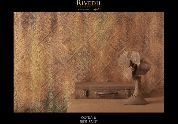 Rivedil. Tynk dekoracyjny